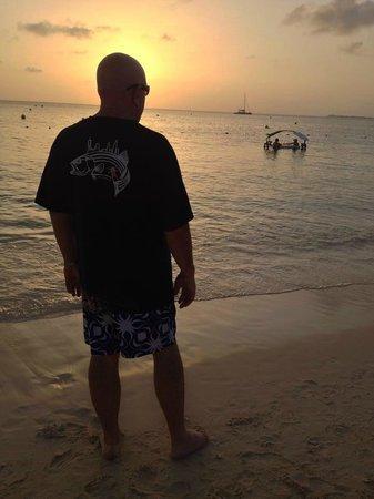 The Ritz-Carlton, Grand Cayman: Ritz Sunset