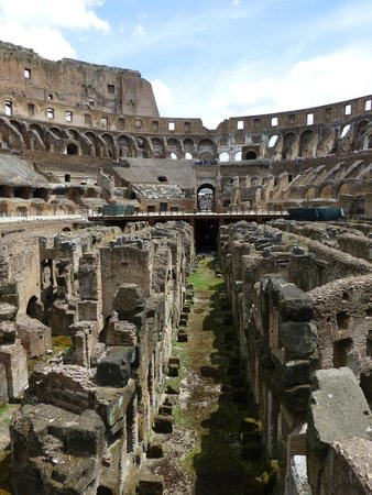 Tour à Rome by Tour in the City : Main arena