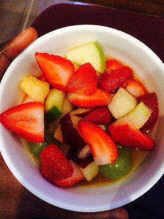 Marina Byblos Hotel: Breakfast