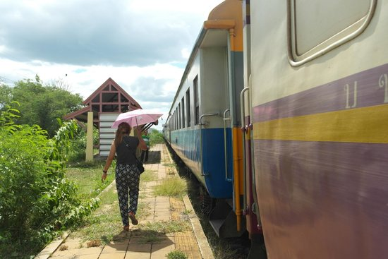 Thai-Burma Railway (Death Railway): A moving experience