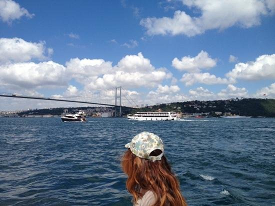 Bosphorus Strait: Beylerbeyi shore