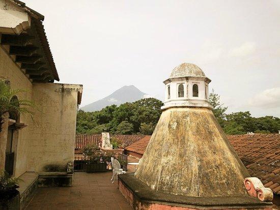 La Casona de Antigua: Paisaje