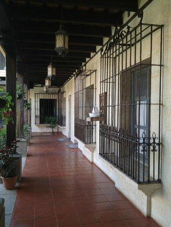 La Casona de Antigua: 1.Paz y quietud