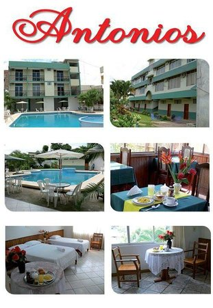Antonio's Hotel : piscina