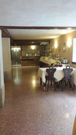 Hotel Al Sole : Great breakfast