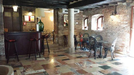 Hotel Al Sole : Hotel Bar