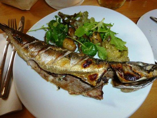 Blackfriars Restaurant: Pescado