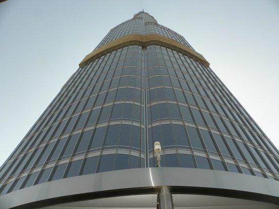 Burj Khalifa: y esto es lo que queda aún encima de ti