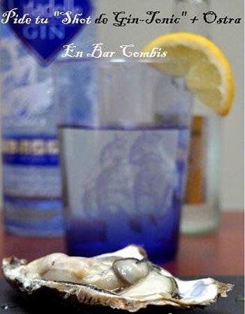 Bar Combis - Marisqueria: ostras y gintonic