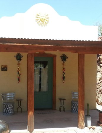 Rio Tierra Casitas: The sweet Mexicasa- What a great place to stay!
