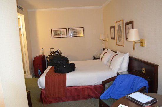 Holiday Inn London Mayfair: quarto