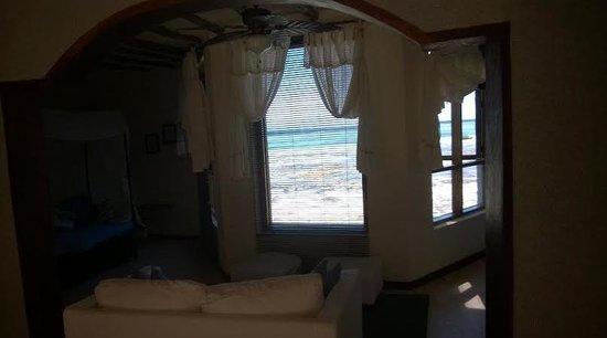Karafuu Beach Resort and Spa : View from spa
