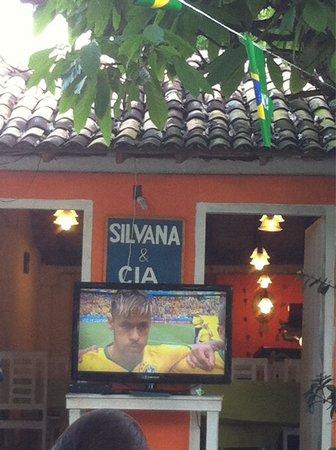 Silvana & Cia : Parada para assistir Brasil 0 x 0 México. Que sufoco!!!!!!