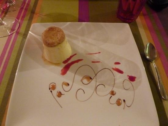 Restaurant Aubergine : Passionfruit Delight!