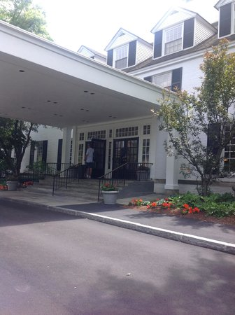 Woodstock Inn and Resort : Woodstock Inn & Resort... a gem in the Green Mountains of Vermont!