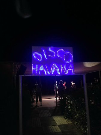 Kervansaray Hotel Kundu: Disco on the beach