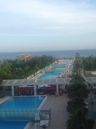 Kervansaray Hotel Kundu: Turkish Night