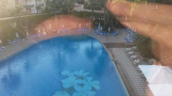 Caesar Palace Hotel Taormina: La piscina