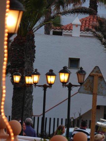 Ereza Dorado Suites Hotel : vue du balcon