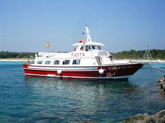 Fiesta el Barco Rojo