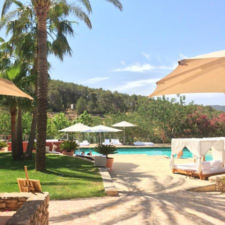 Can Lluc Boutique Country Hotel & Villas: Anlage