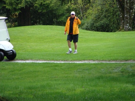 Buenaventura Golf Course : Thomy-T on the course!