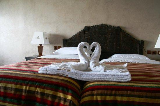 Riad Mimouna : La chambre
