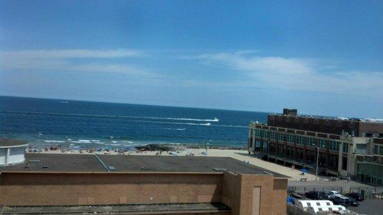 Berkeley Oceanfront Hotel: View from #634