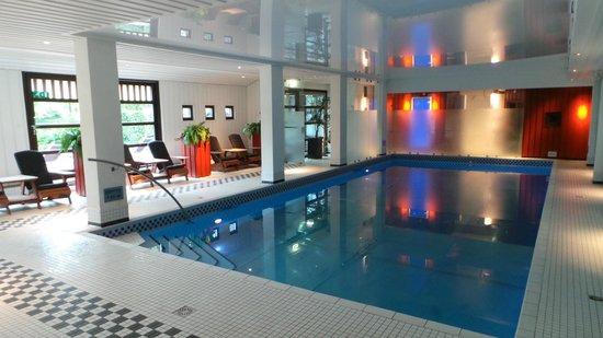 Hotel de Sterrenberg: swimming pool