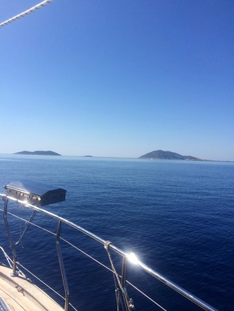 Boat Trips by Captain Ergun : The views are spectacular