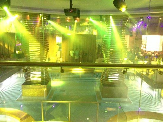 Hard Rock Hotel Riviera Maya : Club Heaven
