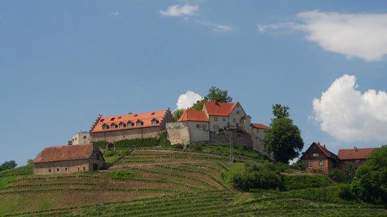 Durbach, Germany: Die Anfahrt