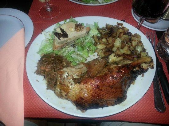 La Route du Miam : Dinner is served