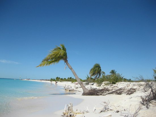 Playa Paraiso: cayo largo