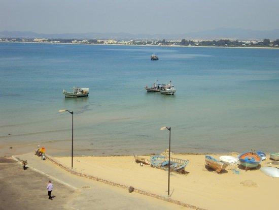 Yasmin Hammamet : залив Хаммамета возле старой медины