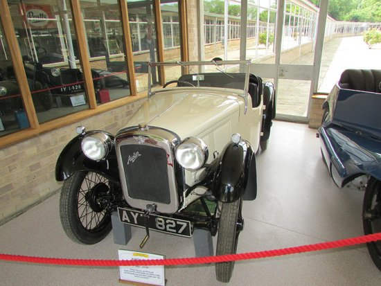 Caister Castle Motor Museum: The Museum