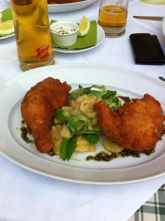 Landhaus Sonnheim: Food