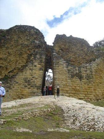 Fortaleza de Kuelap: Kuelab