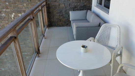 Baystone Boutique Hotel & Spa : patio