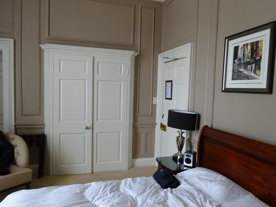 The Judges Lodging : room