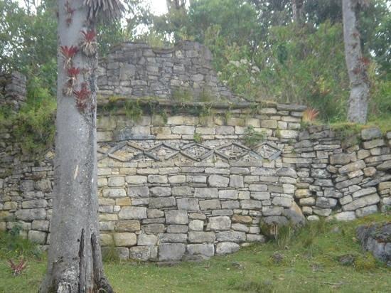 Fortaleza de Kuelap: Kurlab