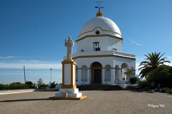 Playa de la Barrosa: Ermita de Santa Ana