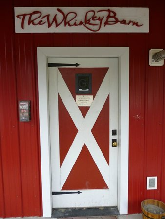 Glacier Distilling Company: Lots of fun behind these doors.