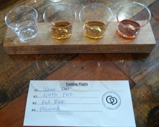 Glacier Distilling Company: Flight #2.