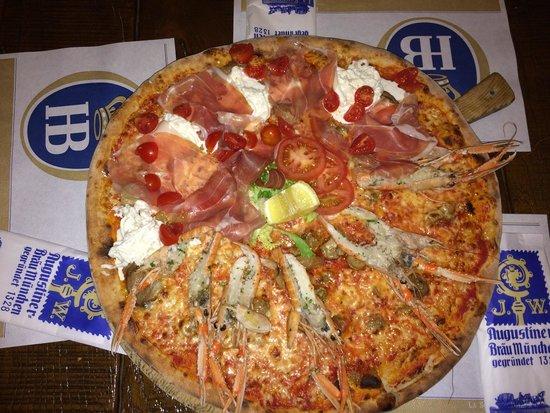 La Scuderia: Pizza sul panaro estiva!!!