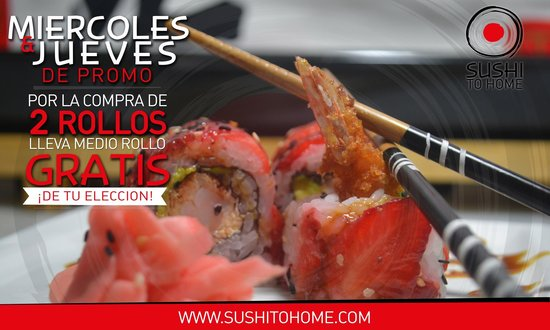 Sushi to House