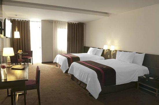 Arawi Lima Miraflores Hotel: Habitación Supreme Doble