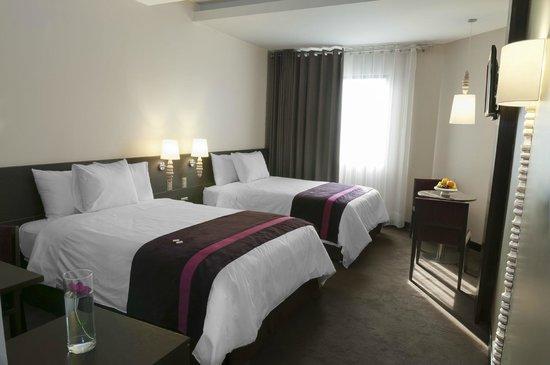 Arawi Lima Miraflores Hotel: Habitación Deluxe Doble