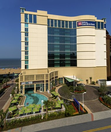 Hilton Garden Inn Virginia Beach Oceanfront 149 2 0 3 Updated 2018 Prices Hotel