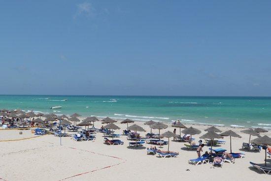 SENTIDO Djerba Beach : Sandstrand